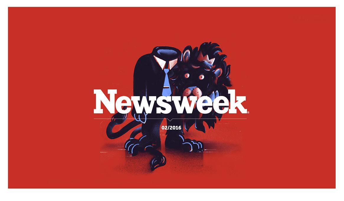 NEWSWEEK MAGAZINE 2016